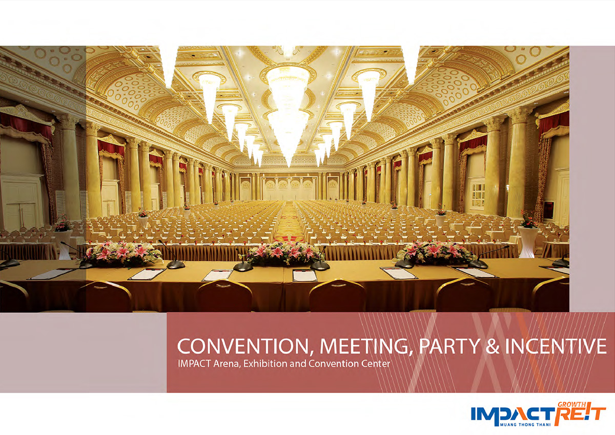 Venue facilities for Convention, Meeting, Party & Incentive